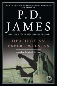 P. D. James - Death of an Expert Witness