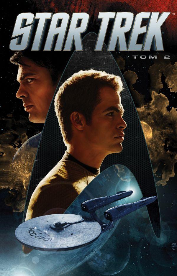 Star Trek. Том 2- Майк Джонсон