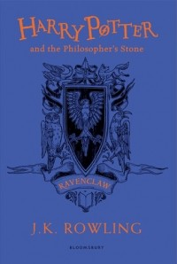 J. K. Rowling - Harry Potter and the Philosopher's Stone - Ravenclaw Edition