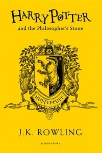J. K. Rowling - Harry Potter and the Philosopher's Stone - Hufflepuff Edition