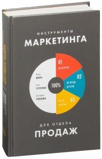 - Инструменты маркетинга для отдела продаж