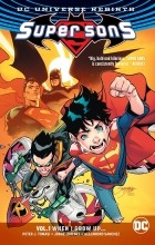 - Super Sons Vol. 1: When I Grow Up (сборник)