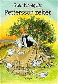 Sven Nordqvist - Pettersson zeltet