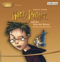 Joanne Rowling - Harry Potter und der Stein der Weisen