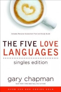 What are the five love languages for singles