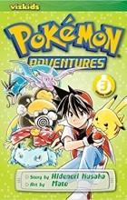 Hidenori Kusaka - Pokémon Adventures, Vol. 3