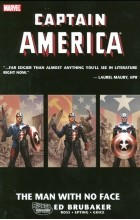 """Ed Brubaker - Captain America (2005) - TPB vol. 09 """"The Man With No Face"""""""