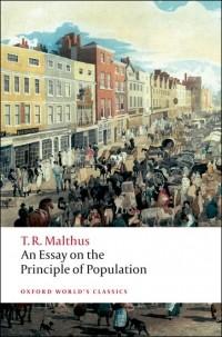 Thomas Malthus - An Essay on the Principle of Population