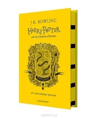 J. K. Rowling - Harry Potter and the Chamber of Secrets – Hufflepuff Edition