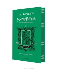 J. K. Rowling - Harry Potter and the Chamber of Secrets – Slytherin Edition