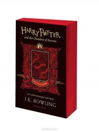 J. K. Rowling - Harry Potter and the Chamber of Secrets – Gryffindor Edition