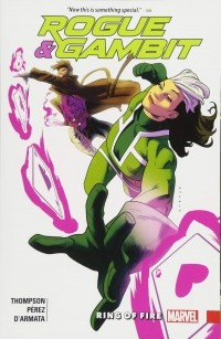 - Rogue & Gambit: Ring of Fire