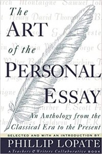 online essay anthologies If you're going to be an author, there are two things you need to do on a regular basis: read, and write one of the best ways to study the short form is to pick up anthologies.