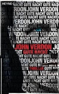 Джон Вердон - Gute Nacht