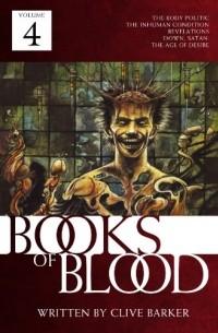 Books of blood volume iv