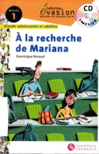 Renaud Dominique - A la recherche de mariana