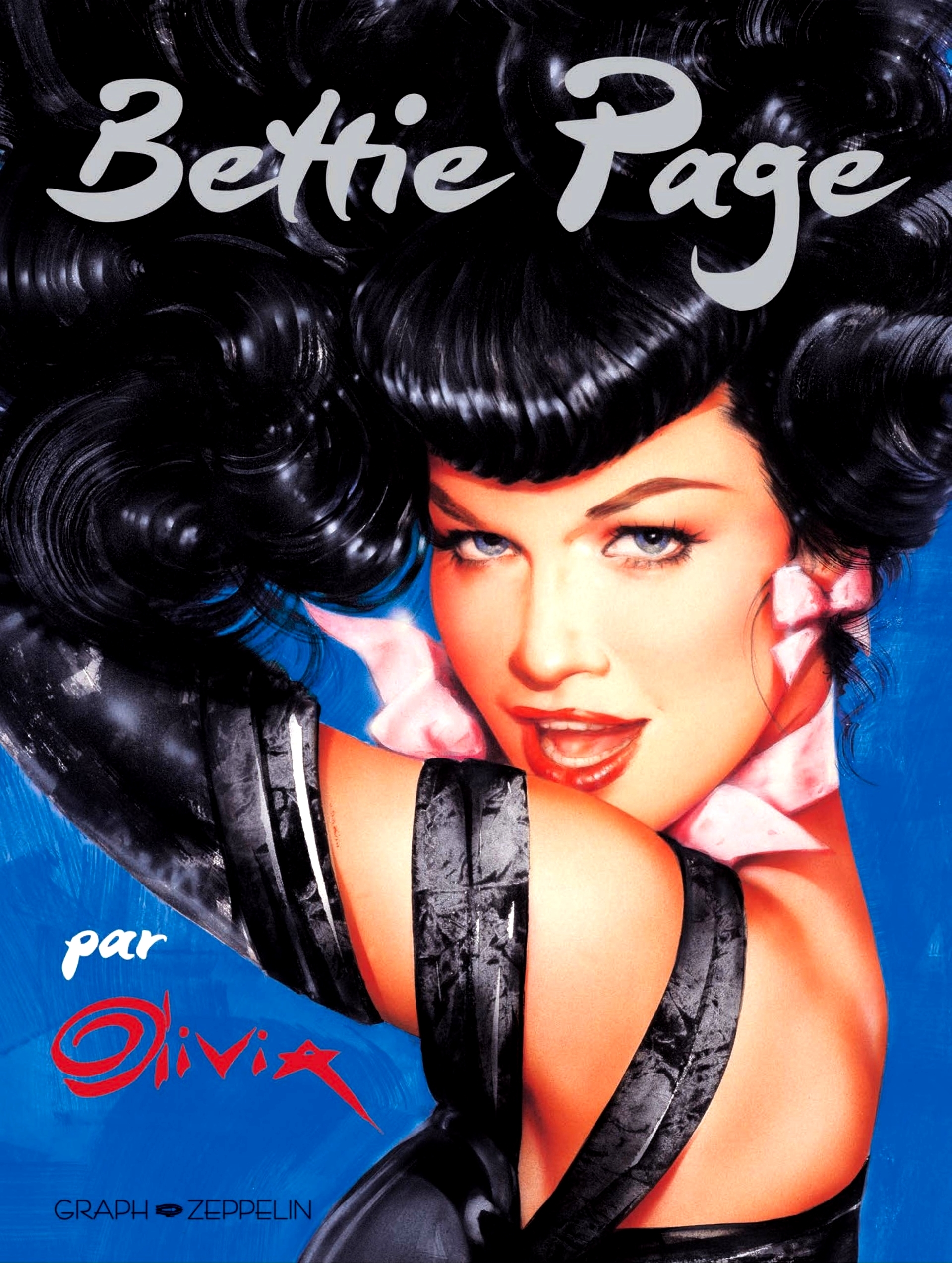 Bettie Page Hd ������ � ����� bettie page par olivia