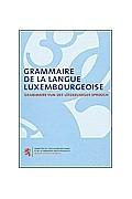Josy Braun - Grammaire de la langue luxembourgeoise