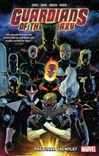 - Guardians of the Galaxy, Vol. 1: The Final Gauntlet