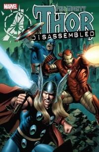Майкл Эйвон Оэминг - Avengers Disassembled: Thor