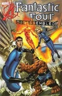 - Fantastic Four Vol. 5: Disassembled