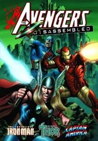 - Avengers Disassembled: Iron Man, Thor & Captain America