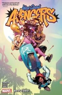 Келли Томпсон - West Coast Avengers, Vol. 1: Best Coast