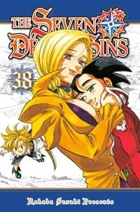 Накаба Судзуки - The Seven Deadly Sins 38