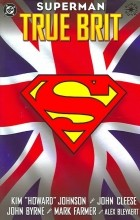 - Superman: True Brit