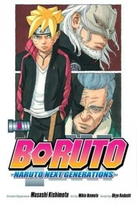 - Boruto: Naruto Next Generations, Vol. 6