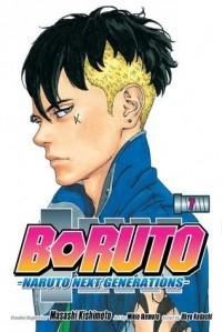 - Boruto, Vol. 7: Naruto Next Generations