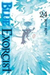 Кадзуэ Като - Ao no Exorcist (Blue Exorcist), vol. 24