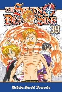 Накаба Судзуки - The Seven Deadly Sins 39