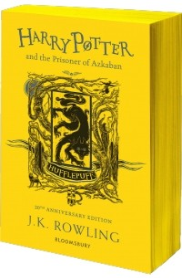 J.K. Rowling - Harry Potter and the Prisoner of Azkaban (Hufflepuff Edition)
