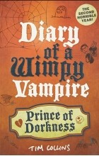 Tim Collins - Diary of a Wimpy Vampire: Prince of Dorkness