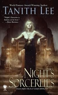 Танит Ли - Night's Sorceries
