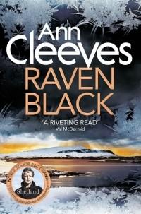 Энн Кливз - Raven Black