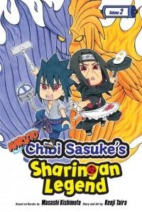 - Naruto. Chibi Sasuke's Sharingan Legend. Volume 2