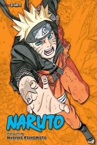 - Naruto. 3-in-1 Edition. Volume 23