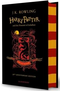 J.K. Rowling - Harry Potter and the Prisoner of Azkaban (Gryffindor Edition)