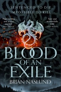 Брайан Наслунд - Blood of an Exile: Dragons of Terra Book 1