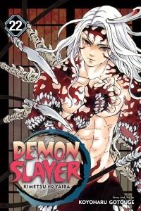 Koyoharu Gotoge - Demon Slayer: Kimetsu no Yaiba, Vol. 22