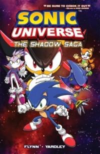 Йэн Флинн - Sonic Universe 1: The Shadow Saga