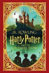 J.K. Rowling - Harry Potter and the Sorcerer's Stone: MinaLima Edition