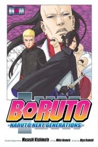 - Boruto: Naruto Next Generations, Vol. 10
