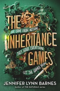 Дженнифер Линн Барнс - The Inheritance Games