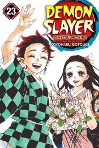 Koyoharu Gotoge - Demon Slayer: Kimetsu no Yaiba, Vol. 23