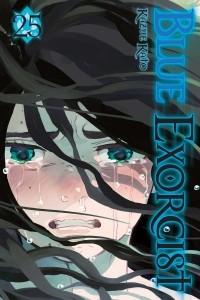 Кадзуэ Като - Ao no Exorcist (Blue Exorcist), vol. 25