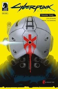 - Cyberpunk 2077: Trauma Team #1