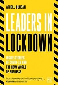 Atholl Duncan - Leaders in Lockdown
